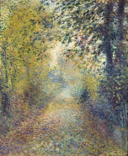 Pierre-Auguste_Renoir_-In_the_Woods-_Google_Art_Project
