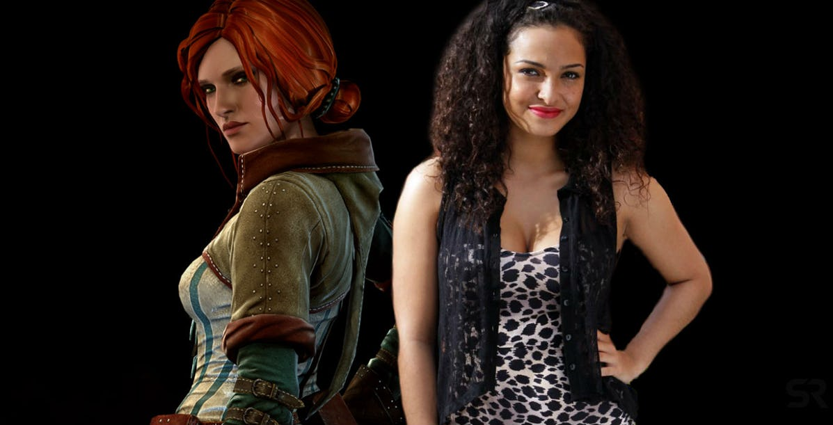 The-Witcher-Anna-Shaffer-as-Triss-Merigold