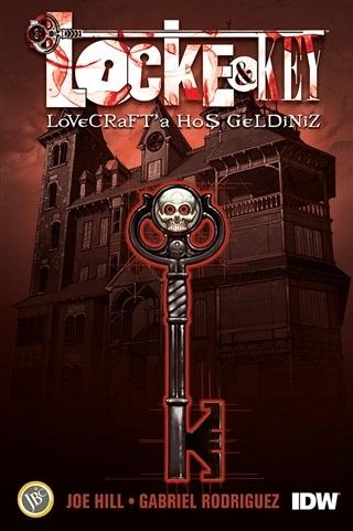 1 Lock & Key Cilt 1 Lovercraft'a Hoşgeldiniz JBC Yayıncılık 2008